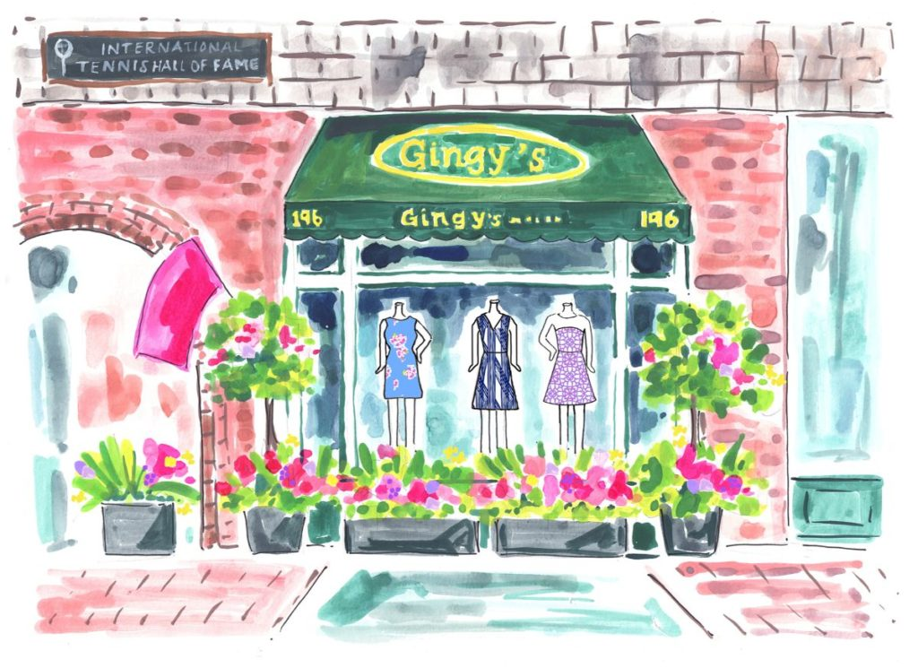 Newport Store – Gingy's